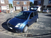 ***BARGAIN*** Ford Fiesta Style 1.25 2005 (55) (Recent Clutch/Battery +more)CHEAP INSURANCE £875 ono