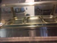 Hot food server