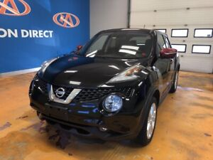 2016 Nissan Juke SL SL AWD! LEATHER! SUNROOF! NAVI! NEW TIRES!