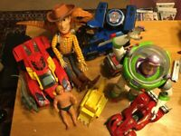 Job lot of young kids toys