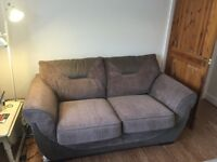 two seater sofa in superb condition