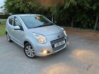 £20 Tax Full Mot New Clutch 2011 2 Keys Alloys A/C Suzuki Alto 1.0 SZ4 Pixo 5 Door Ulez