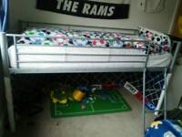Boys football bed
