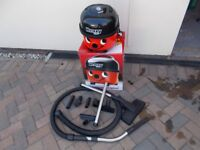Henry HVR200-11 Vacuum Cleaner (less than 6 months old)