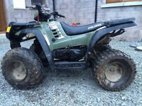 Polaris quad for sale