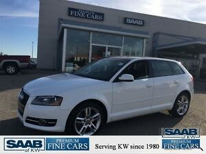 2012 Audi A3 2.0T Pano roof Heated Leather Alloys