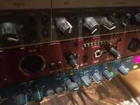 Mindprint AN/DI Pro stereo preamp converter