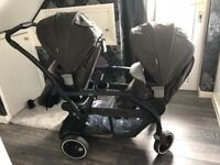 Graco tandem pushchair
