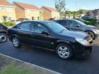 07 reg vauxhall vectra exclusive 1.9 cdti 6 speed turbo diesel 123000 miles CD player 6 weeks mot