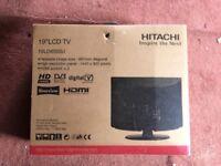 """LCD 19"""" TV"""