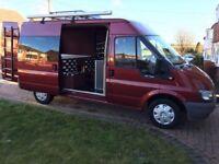 Ford Transit Campervan Conversion For Sale