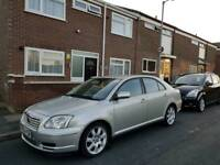 Toyota Avensis 3 services in 15,000 miles