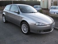 06-06 ALFA 147 1.6 LUSSO 79K CAMBELT KIT JUST REPLACED HPI CLEAR