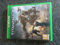 Titanfall 2, as new condition.
