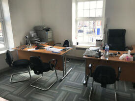 Office space in Milkstone / Tweedale's prime location