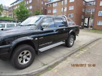2005 Mitsubishi L200 varrior pick up 4x4 diesel for sale