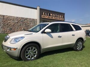 2012 Buick Enclave FWD. Panoramic Sunroof, Rear View Camera, Lea