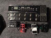 Line 6 Pod X3 Live (Bass and Guitar