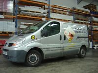 Traffic van for sale - spares and repairs