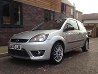 Ford Fiesta Zetec S 1.6 Low Mileage Quick Sale Bargain (Not ST, fiat,Vauxhall,Vw)