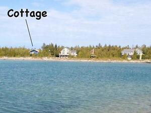 Newly Renovated Lake Huron Waterfront cottage - Tobermory area