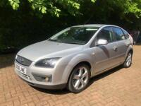 VERY CLEAN FORD FOCUS 1.6 ZETEC CLIMATE