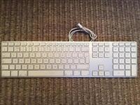 Apple Mac USB Keyboard