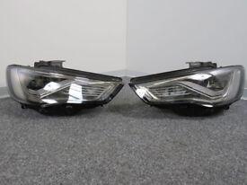 Audi RS3 S3 A3 full led matrix drivers side xenon headlight 8V New condition