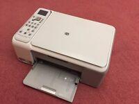 Hewlett Packard Photosmart C4180 all-in-one printer/scanner
