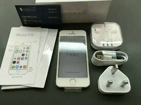 IPhone 5S unlocked brand new pristine condition 16GB Grey on sale