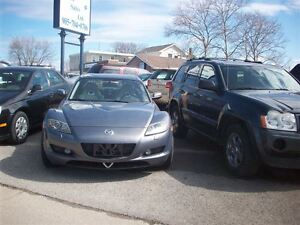 2007 Mazda RX-8 GS STUNNING WELL TAKEN CARE OF CAR YOU WILL FALL