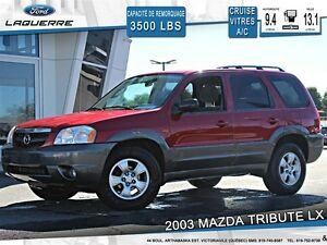 2003 Mazda Tribute **LX*V6*4X4*AUTOMATIQUE*CRUISE*A/C**