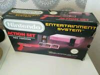 Nintendo entertainment system NES action set