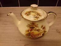 Alfred Meakin 1940,s teapot Hay Making