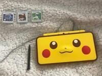 NINTENDO 3DS & 2DS XL BUNDLE (games come free if bought as bundle)