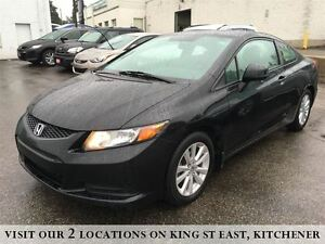 2012 Honda Civic EX | SUNROOF | NO ACCIDENTS | *COUPE*