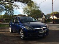 Vauxhall Astra 1.7cdti SRi Diesel *MOT July 2017*
