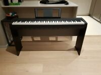 Yamaha P35 Digital, 88 Weighted Key, Stage Electronic Piano Package (P-35 P 35)