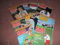 Golf World Magazines