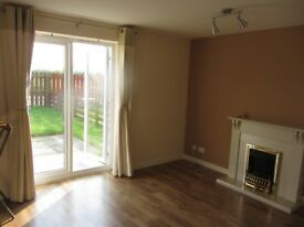 Modern attractive 2 bedroom ground floor flat for rent in the desirable area of Inshes.