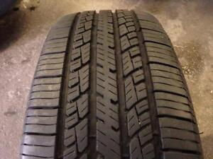 4 SUMMER 235 65 17 BFGOODRICH TRACTION T/A SPEC 8/32""