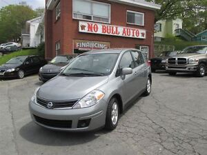 2011 Nissan Versa 1.8SL, New MVI Financing Available