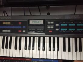 Casio CZ-1000 digital synth