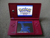 Nintendo DSi Games Console - Plus Pokemon Diamond Game - DS