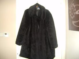 Beautiful faux fur winter coat