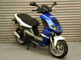 PIAGGIO NRG 50cc SCOOTER JUST SERVICED *FULL MOT*