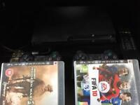 Sony PS3 slim with extras