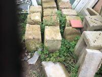 Raise Your Chicken Shed Caravan ETC On These Concrete Blocks