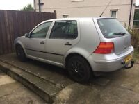 SWAP my mk4 Golf for your transit pick up