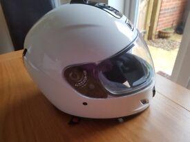 MYX Helmet L size White